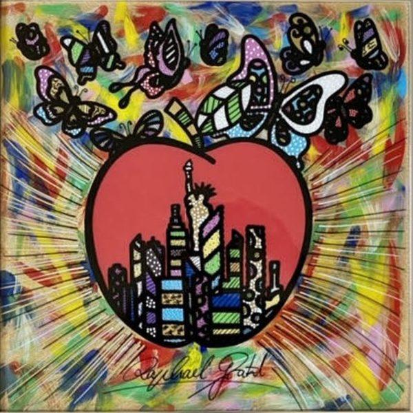 Pop Art Kunstwerk von Raphael Gratzl